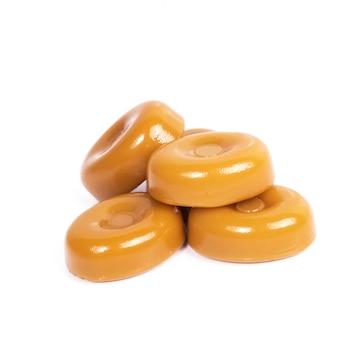 Zoete karamel