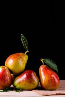 Zoete peren op tafel