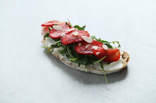 Zoete sandwich