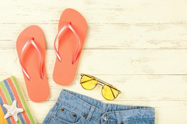 Zomer strand accessoires