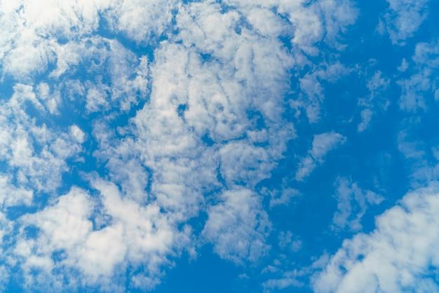 Zonlicht niemand hemelen lucht bewolking