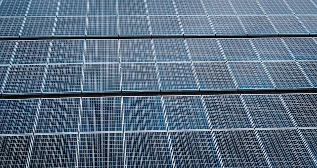 Zonnecellen schone energie