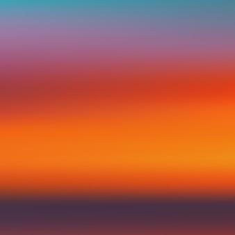 Zonsondergang gradiënt achtergrond zonsondergang behang