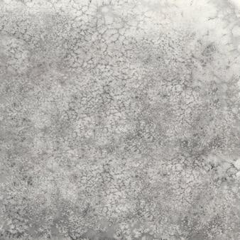 Zout textuur grijze abstracte aquarel achtergrond