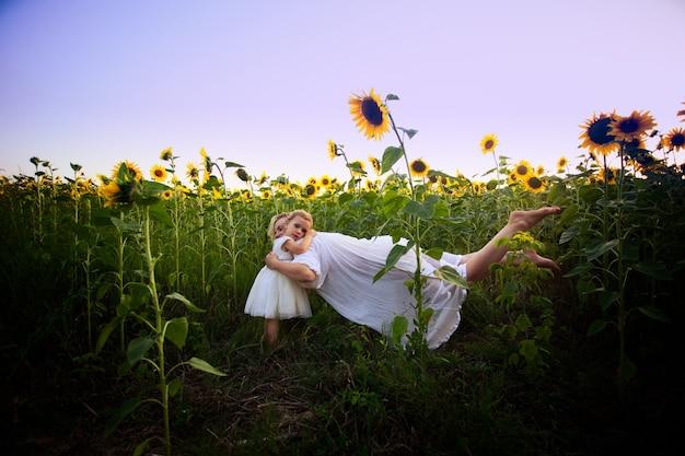 Zwangerschaps levitatie, het leven is een wonder voor het kind
