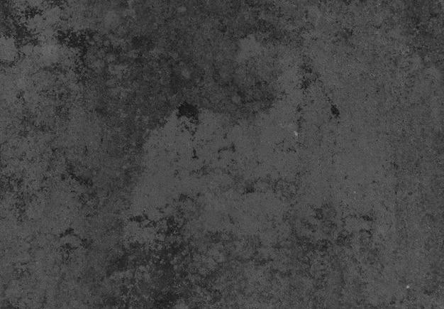 Zwart betonnen muur