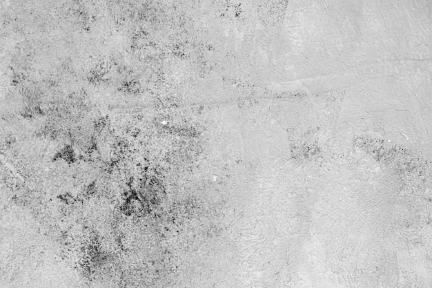 Zwart en wit betonnen muur