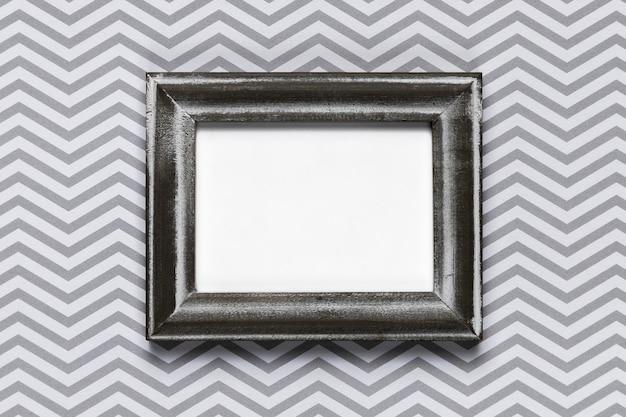 Zwart frame op monochrome achtergrond