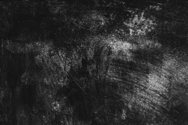 Zwart geschilderde muur textuur achtergrond
