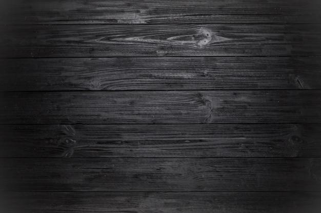 Zwart hout, achtergrondtextuur, hoge resolutie