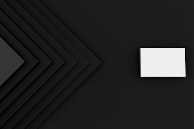 Zwart karton papier textuur achtergrond