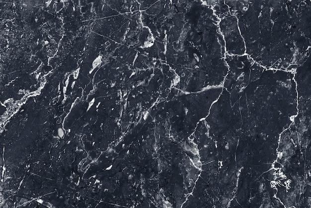 Zwart marmer gestructureerd achtergrondontwerp