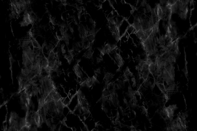 Zwart marmer patroon textuur