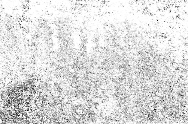 Zwart-wit abstracte grungestijl van de textuur. uitstekende abstracte textuur van oude oppervlakte. patroon en textuur van scheuren, krassen en spaanders.