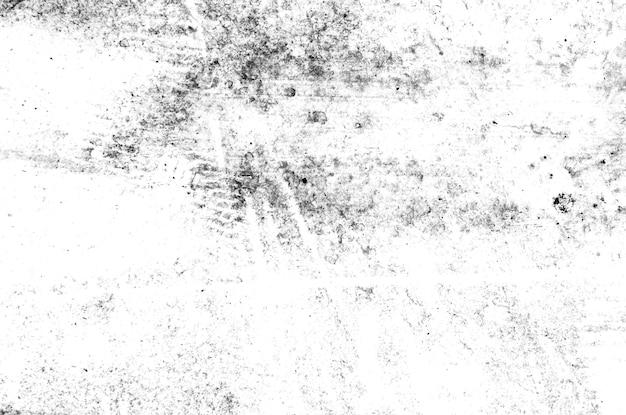 Zwart-wit abstracte grungestijl van de textuur. uitstekende abstracte textuur van oude oppervlakte. textuur van scheuren, krassen en schilfers.