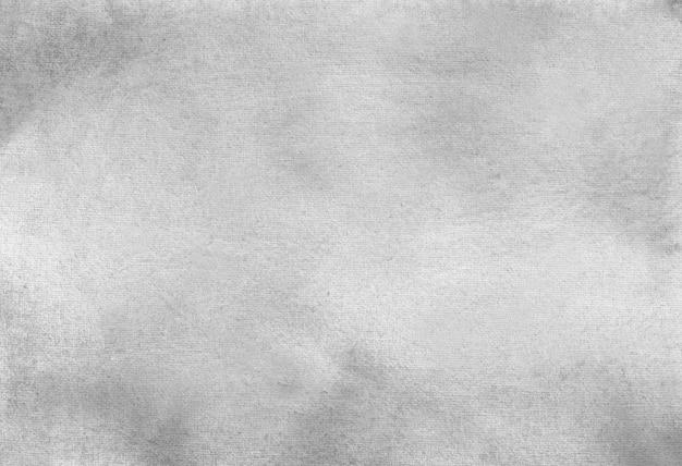 Zwart-wit abstracte pastel aquarel handgeschilderde achtergrondstructuur.