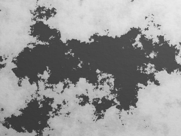 Zwart-wit betonnen muur achtergrond