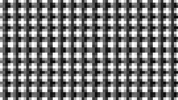 Zwart-wit lijn tabel naadloze patroon textuur achtergrond, zacht vervagen behang