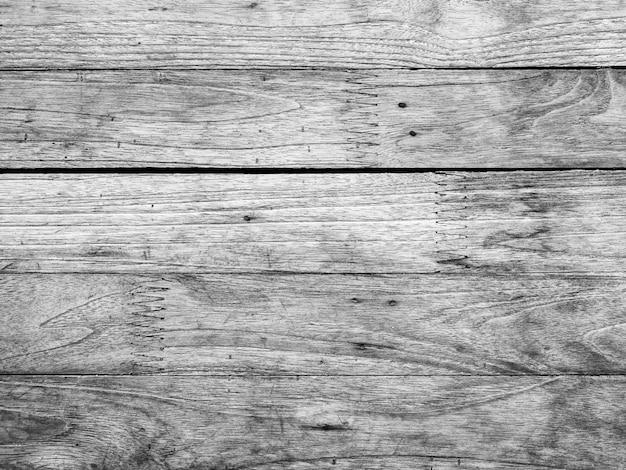 Zwart-wit stijl houten textuur achtergrond.