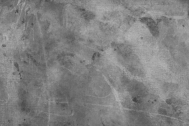 Zwart-witte achtergrond grijs leeg abstracte textuurbanner kleurloos
