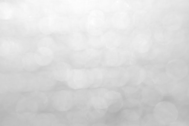 Zwart-witte bokehachtergronden.