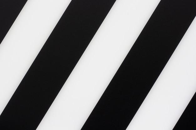 Zwart-witte diagonale strepenachtergrond, textuur