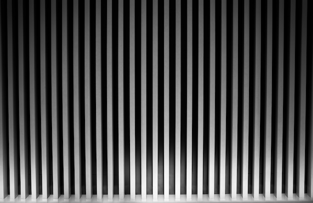 Zwart-witte panelen abstracte achtergrond