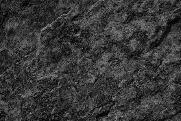 Zwart-witte steentextuur