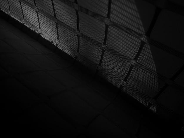 Zwarte abstracte patroon textuur achtergrond.