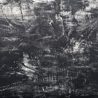 Zwarte betonnen muur achtergrond. textuur oude donkere stenen achtergrond. vintage antraciet behang.