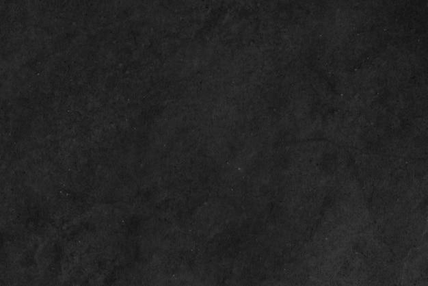 Zwarte betonnen muur