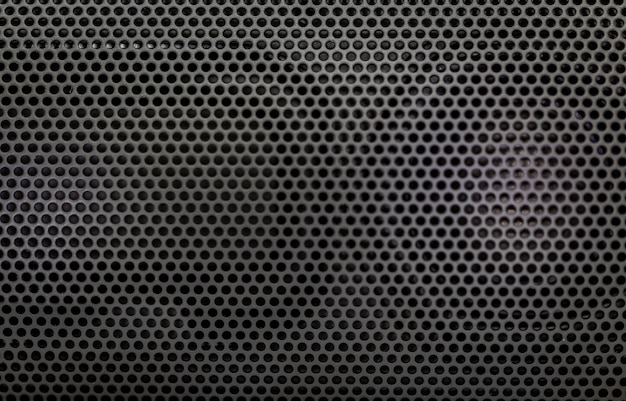 Zwarte bluetooth-luidsprekertextuur