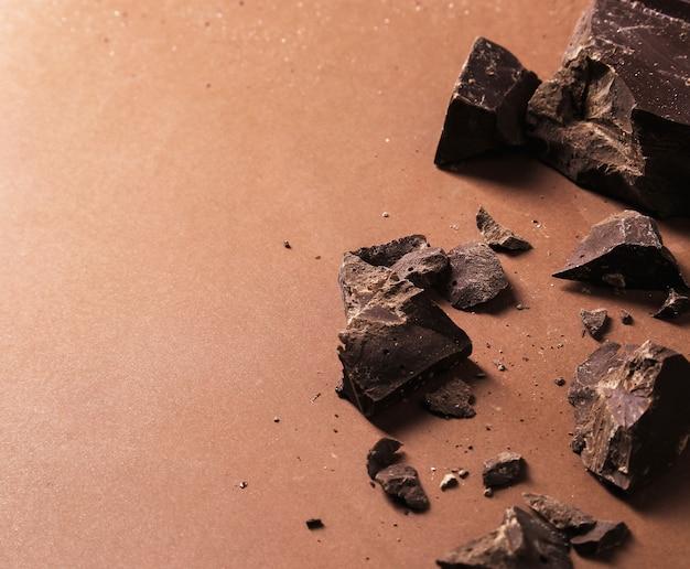 Zwarte chocolade