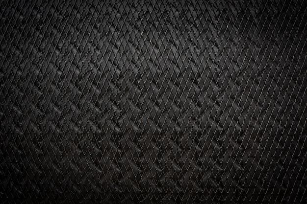Zwarte diamantplaat.