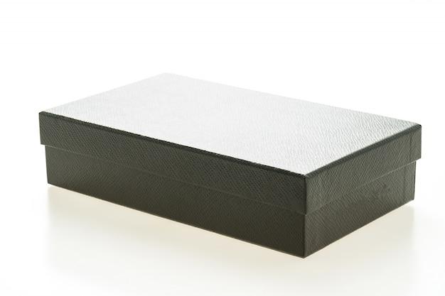 Zwarte doos bespotten