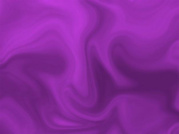 Zwarte en paarse abstracte vloeistof effect achtergrond