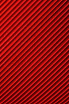 Zwarte en rode strepen textuur