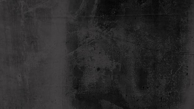 Zwarte grunge oppervlaktetextuur