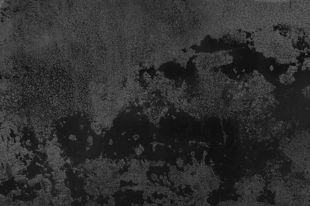Zwarte grunge textuur