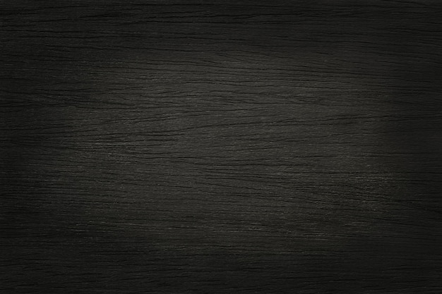 Zwarte houten plank muur achtergrond, textuur van schors hout met oude natuurlijke patroon.