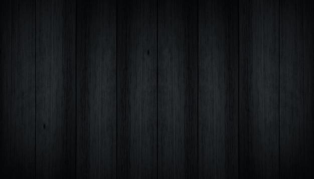 Zwarte houtstructuur achtergrond, houtstructuur met natuurlijk patroon, zacht natuurlijk hout voor esthetisch creatief ontwerp