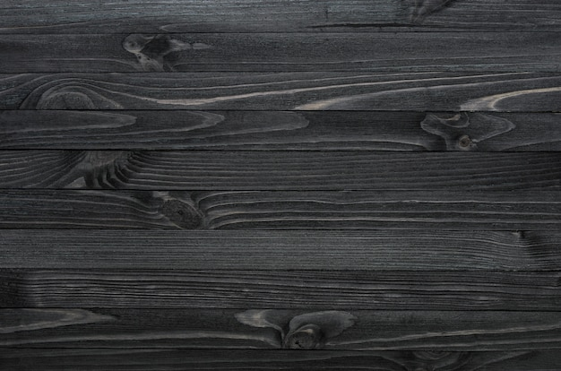 Zwarte houtstructuur