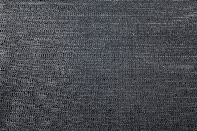 Zwarte jean textuur