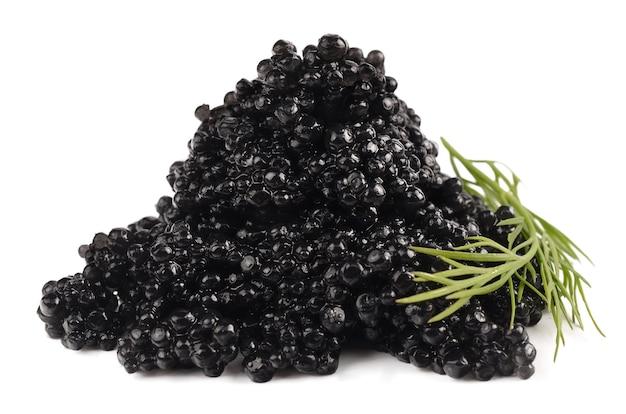 Zwarte kaviaar
