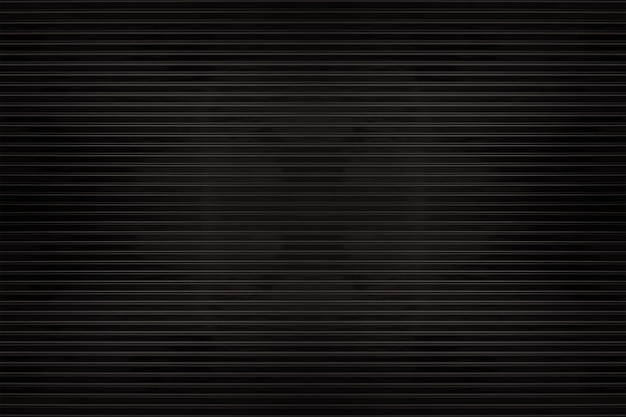 Zwarte metaalachtergrond voor het kunstwerk van het patroonontwerp
