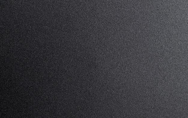 Zwarte metalen achtergrond of textuur