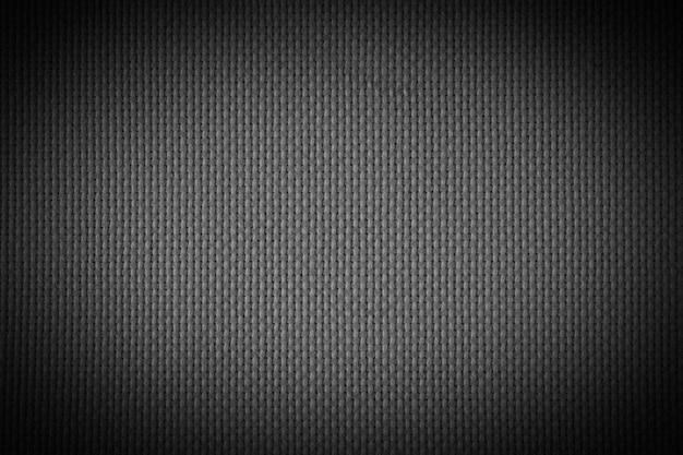Zwarte muur textuur ruwe achtergrond donker. grunge achtergrond met zwarte. vignet.