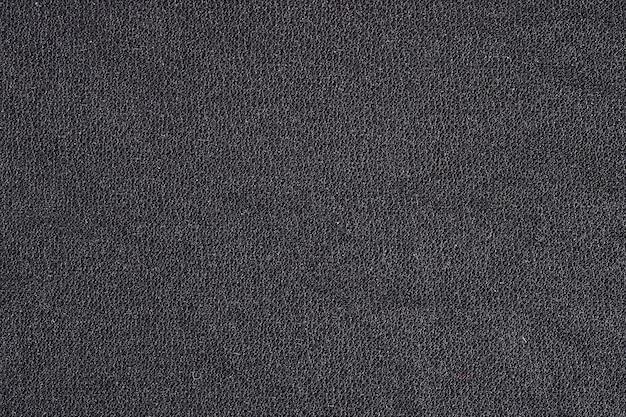 Zwarte niet-geweven stof achtergrond