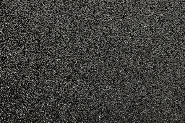 Zwarte schuurpapier horizontale achtergrond