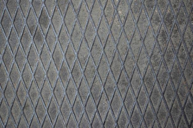 Zwarte stalen textuur achtergrond